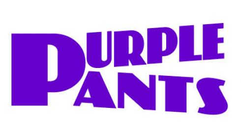 Purple Pants Media Logo